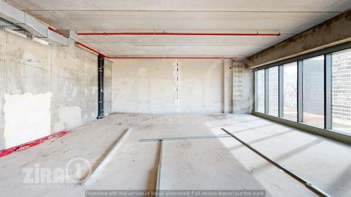 משרד בבניין מגדל הכשרת הישוב  | קומה 7 | שטח 230מ״ר  | תמונה #8 - 1