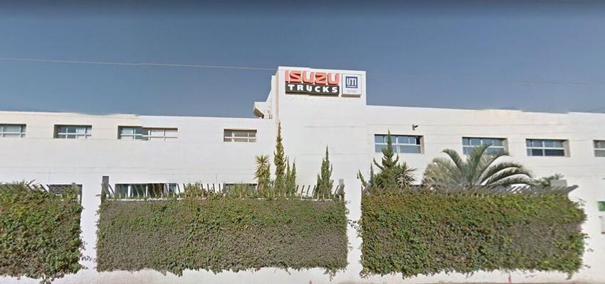 בניין בניין ISUZU בפתח תקווה | רמת הבניין classB | תמונה #0 - 1