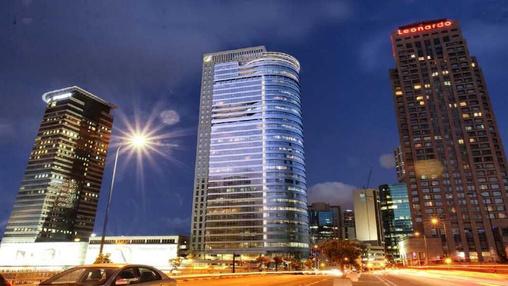 בניין בית גיבור ספורט  ברמת גן | רמת הבניין classA | תמונה #8 - 1