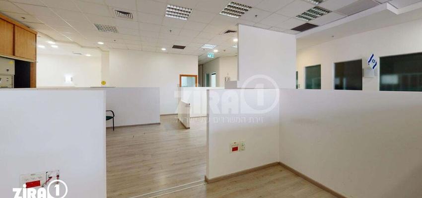משרד בבניין REIT1 - עתיר ידע   קומה 2   שטח 380מ״ר    תמונה #0 - 1