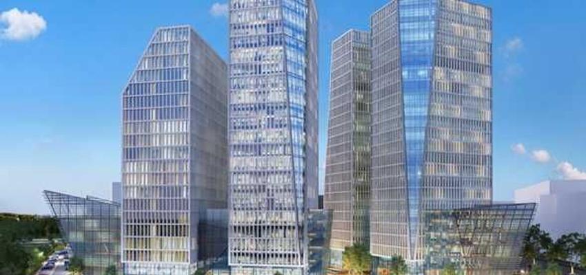 פרויקטים בהקמה טופ סנטר  בראש העין   רמת הבניין classA   תמונה #0 - 1
