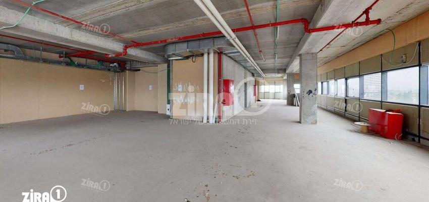 משרד בבניין הכשרה חברה לביטוח   קומה 3   שטח 470מ״ר    תמונה #0 - 1
