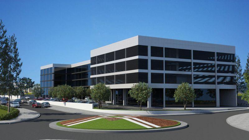פרויקטים בהקמה M CENTER בעפולה | רמת הבניין classA | תמונה #0 - 1