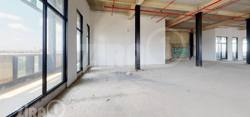 משרד בבניין Ampa Square -  בניין אמפא אפעל 15 | קומה 3 | שטח 652מ״ר  | תמונה #0 - 1