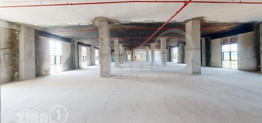 משרד בבניין Ampa Square -  בניין אמפא אפעל 15   קומה 1   שטח 1320מ״ר    תמונה #0 - 1