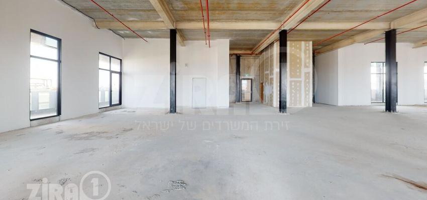 משרד בבניין Ampa Square -  בניין אמפא אפעל 15   קומה 3   שטח 1084מ״ר    תמונה #0 - 1