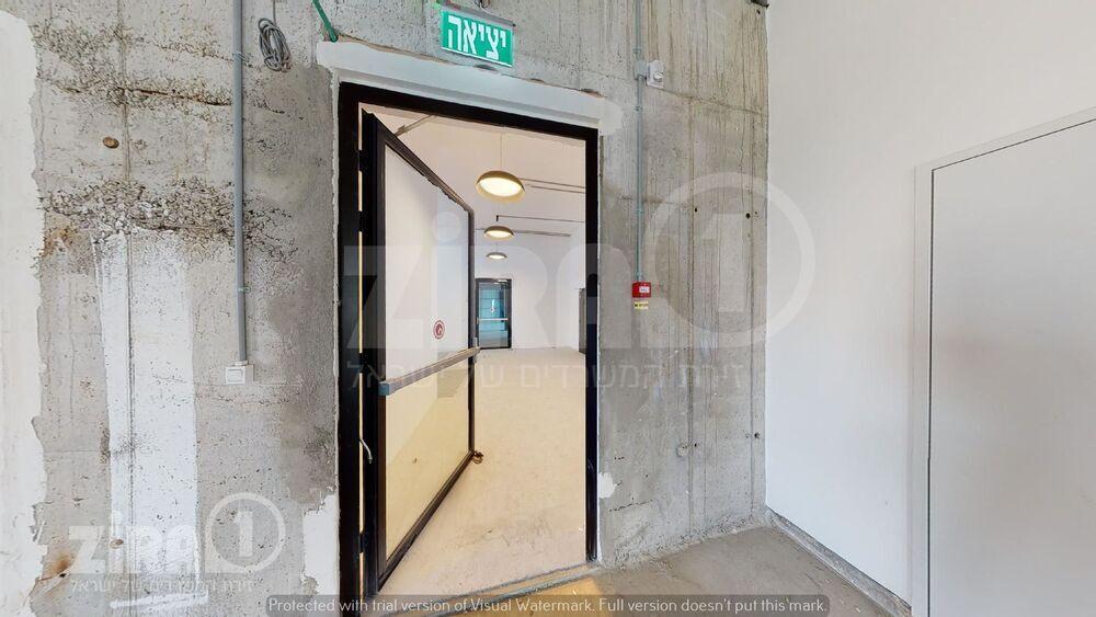 משרד בבניין Ampa Square -  בניין אמפא אפעל 15   קומה 4   שטח 1314מ״ר    תמונה #0 - 1