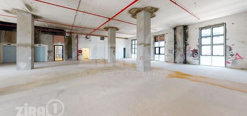 משרד בבניין Ampa Square -  בניין אמפא אפעל 15   קומה 2   שטח 770מ״ר    תמונה #0 - 1