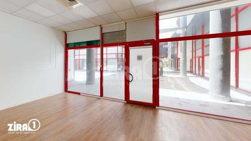 משרד בבניין בית קורקס A | קומה 0 | שטח 100מ״ר  | תמונה #4 - 1