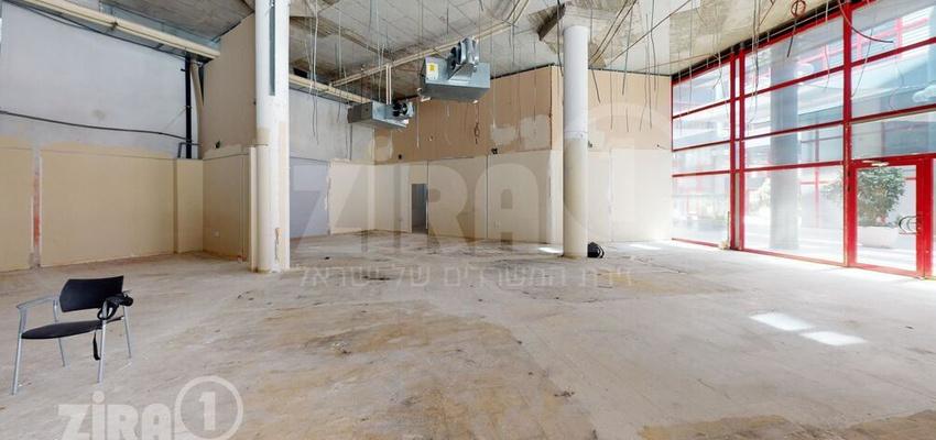 משרד בבניין בית קורקס A | קומה 0 | שטח 410מ״ר  | תמונה #0 - 1