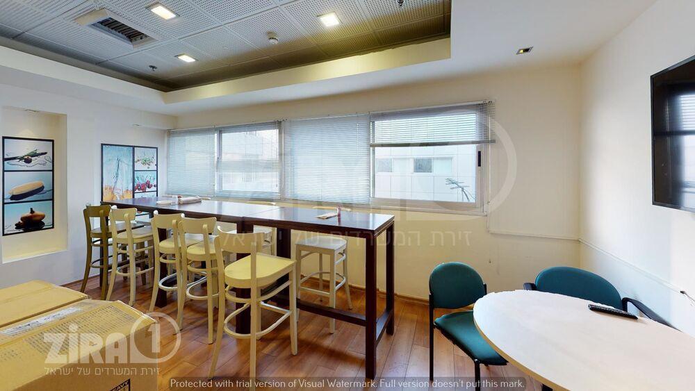 משרד בבניין בניין מטלון סנטר אגף A   קומה 2   שטח 961מ״ר    תמונה #0 - 1