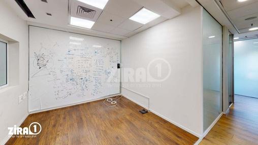 משרד בבניין בית זיויאל -כניסה A | קומה 2 | שטח 217מ״ר  | תמונה #17 - 1