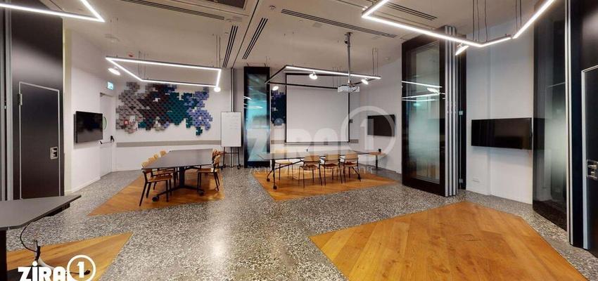 חלל עבודה Adgar Conference 360 בתל אביב יפו | קומה 0 | תמונה #0 - 1