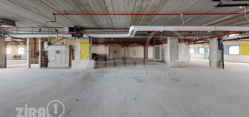 """משרד בבניין מתחם שופרסל נדל""""ן- כניסה A   קומה 2   שטח 3061מ״ר    תמונה #0 - 1"""