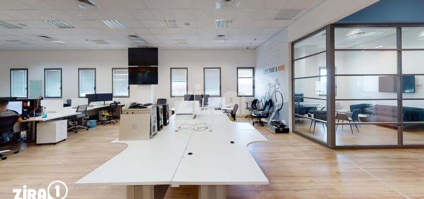 משרד בבניין אמות פארק אפק - בניין A   קומה 4   שטח 700מ״ר    תמונה #0 - 1