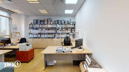 משרד בבניין פארק אולימפיה - בניין A | קומה 5 | שטח 188מ״ר  | תמונה #1 - 1