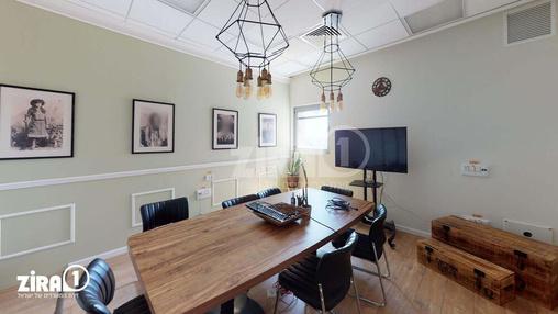 משרד בבניין בית אליהו יצחקי - אגף A | קומה 7 | שטח 1100מ״ר  | תמונה #13 - 1