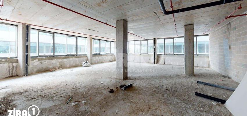 משרד בבניין רביעיית פלטינום- בניין B | קומה 3 | שטח 200מ״ר  | תמונה #0 - 1