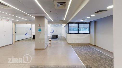 משרד בבניין בית זיויאל- כניסה B  | קומה 4 | שטח 608מ״ר  | תמונה #17 - 1