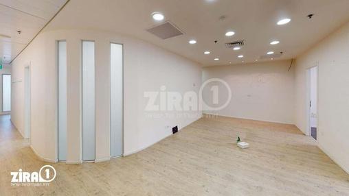 משרד בבניין בית זיויאל- כניסה B  | קומה 2 | שטח 230מ״ר  | תמונה #18 - 1