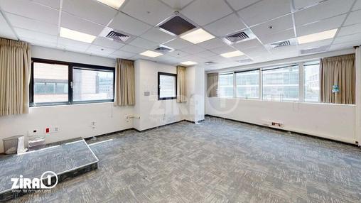 משרד בבניין בית זיויאל- כניסה B  | קומה 2 | שטח 301מ״ר  | תמונה #19 - 1