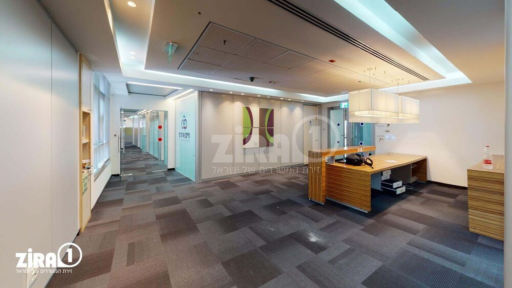 משרד בבניין מגדלי אור- בניין B | קומה 3 | שטח 1800מ״ר  | תמונה #0 - 1