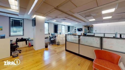 משרד בבניין אמות פארק אפק - בניין BC | קומה 2 | שטח 1300מ״ר  | תמונה #12 - 1
