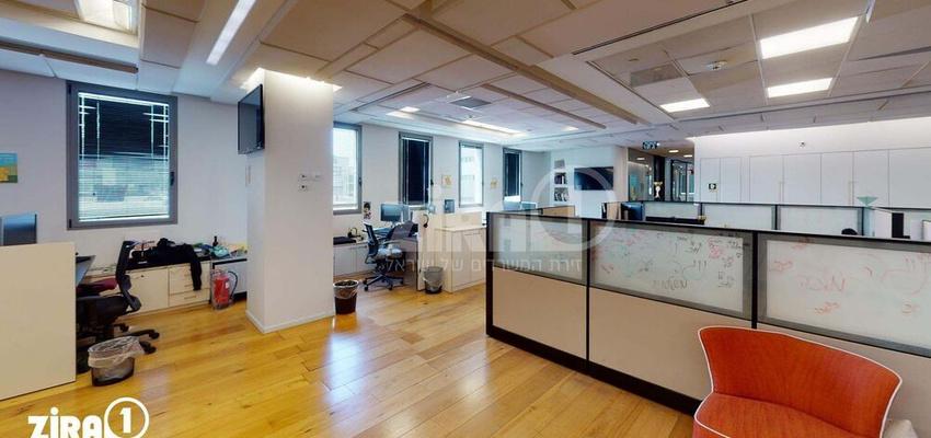משרד בבניין אמות פארק אפק - בניין BC | קומה 2 | שטח 1300מ״ר  | תמונה #0 - 1