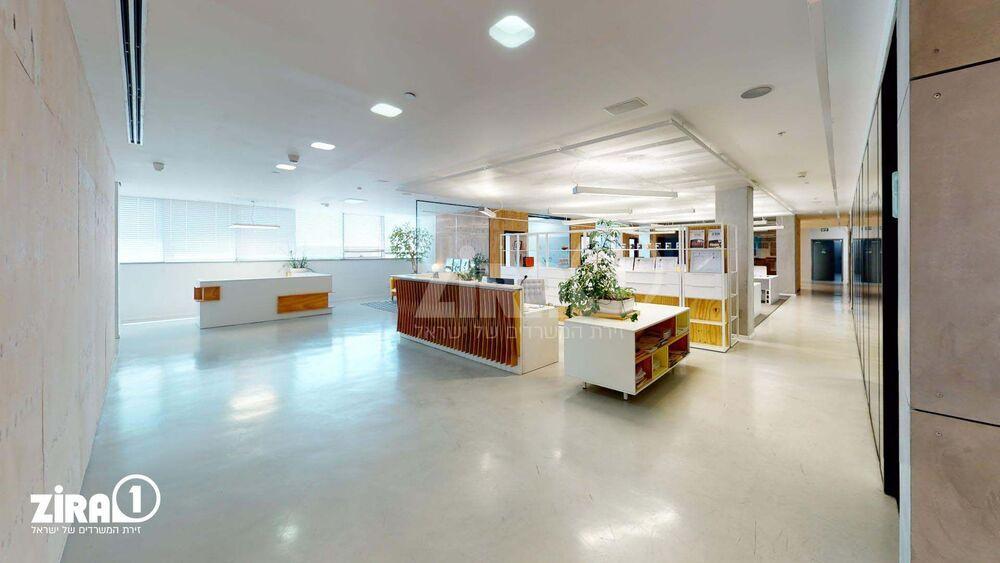 משרד בבניין אמות פארק אפק - בניין BC   קומה 4   שטח 650מ״ר    תמונה #0 - 1