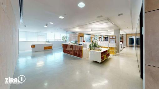 משרד בבניין אמות פארק אפק - בניין BC | קומה 4 | שטח 650מ״ר  | תמונה #11 - 1