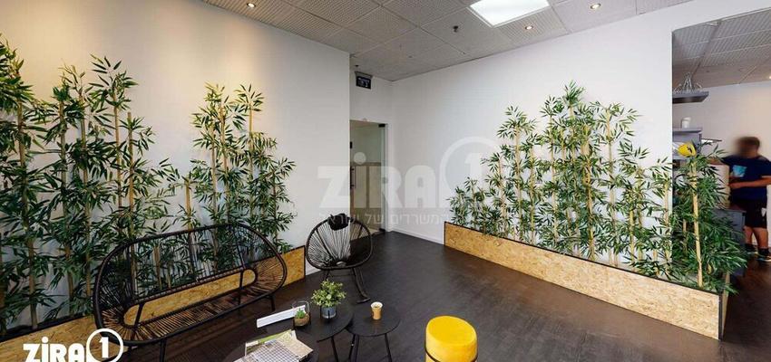 חלל עבודה Green Space  בבית שמש   קומה 5   תמונה #0 - 1