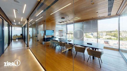 חלל עבודה Regus Ramat Hahayal בתל אביב יפו | קומה 7 | תמונה #7 - 1