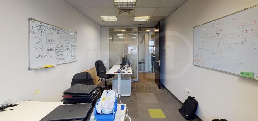 משרד בבניין מגדלי אקרשטיין - בניין C | קומה 6 | שטח 150מ״ר  | תמונה #0 - 1