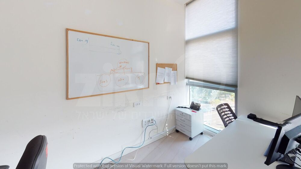 משרד בבניין מגדלי אקרשטיין - בניין C | קומה 9 | שטח 705מ״ר  | תמונה #0 - 1