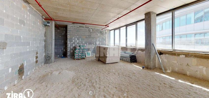 משרד בבניין רביעיית פלטינום- בניין C | קומה 2 | שטח 120מ״ר  | תמונה #0 - 1