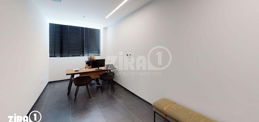 משרד בבניין רביעיית פלטינום- בניין C   קומה 3   שטח 90מ״ר    תמונה #0 - 1