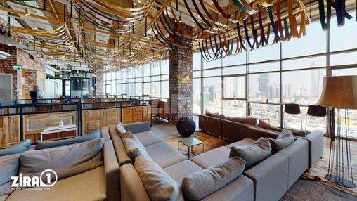 חלל עבודה BrainEmbassy בתל אביב יפו | קומה 16 | תמונה #2 - 1