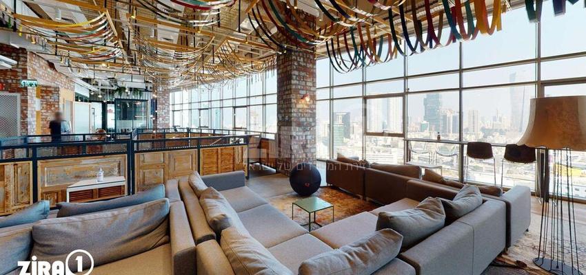 חלל עבודה BrainEmbassy בתל אביב יפו | קומה 16 | תמונה #0 - 1