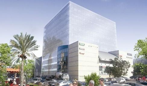בניין קניון גירון באשקלון | רמת הבניין classB | תמונה #0 - 1