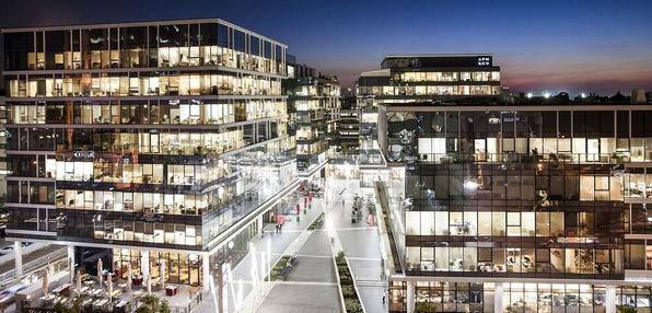 בניין מתחם CU - סי יו בניין B בתל אביב יפו | רמת הבניין classA | תמונה #8 - 1