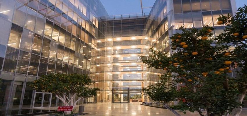 בניין אמות על הפארק  בתל אביב יפו | רמת הבניין classA | תמונה #0 - 1