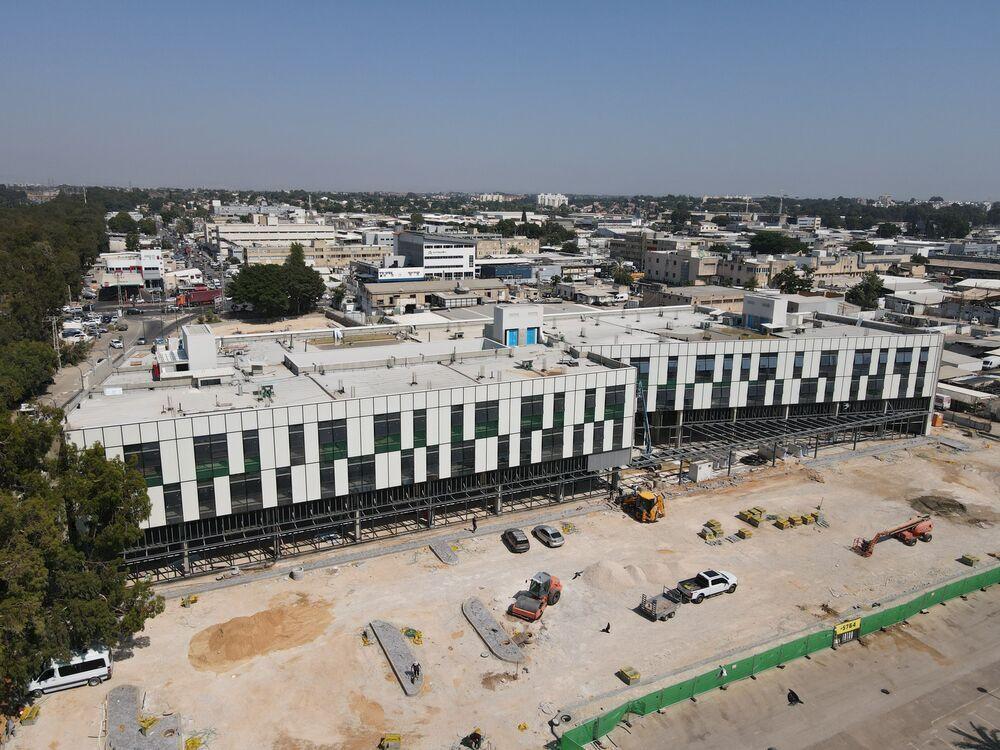 בניין אינטרו -INTRO  בנתניה | רמת הבניין classA | תמונה #0 - 1