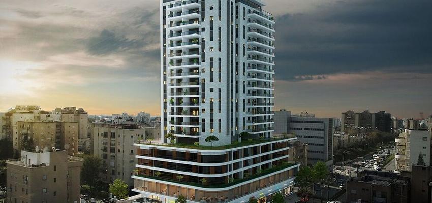 בניין SOHO - סוהו חדרה בחדרה | רמת הבניין classA | תמונה #0 - 1