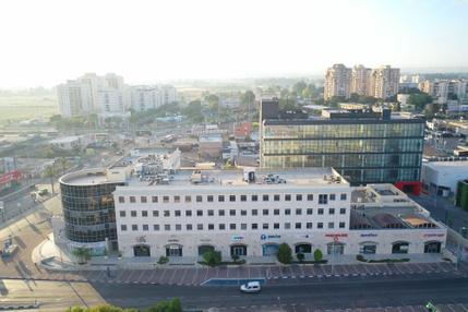בניין סגולה 2000- בניין B בפתח תקווה | רמת הבניין classA | תמונה #15 - 1