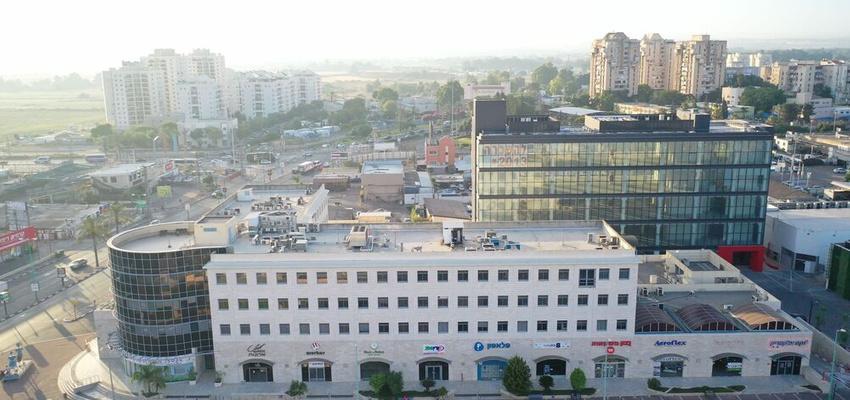 בניין סגולה 2000-  בניין A בפתח תקווה | רמת הבניין classA | תמונה #0 - 1