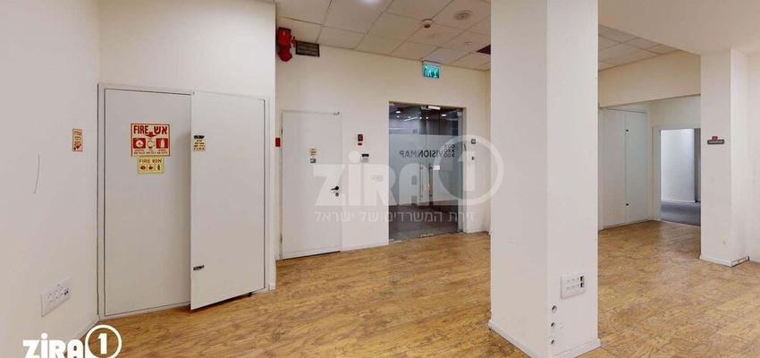 משרד בבניין בית זיויאל -כניסה D | קומה 0 | שטח 550מ״ר  | תמונה #0 - 1