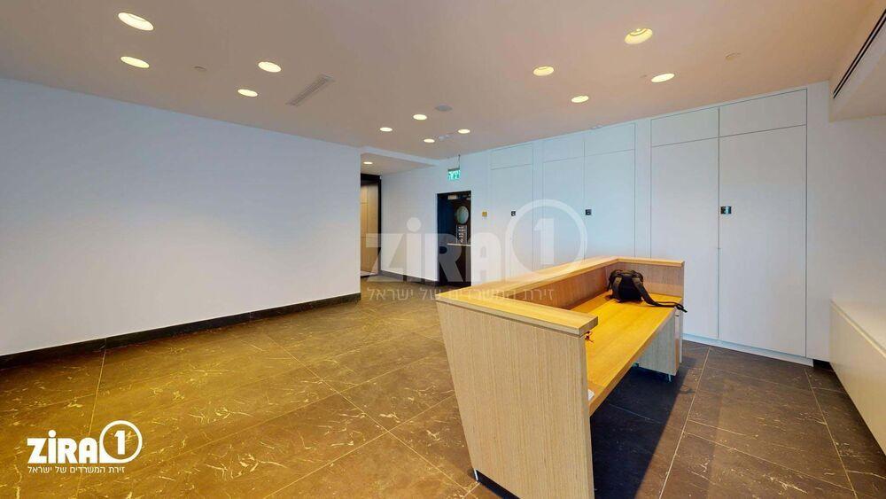 משרד בבניין מגדלי אקרשטיין - בניין D | קומה: 4 | שטח 500 תמונה | מ׳׳ר #5 - 1