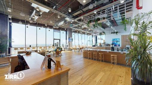 חלל עבודה WeWork Midtown בתל אביב יפו | קומה 1 | תמונה #6 - 1