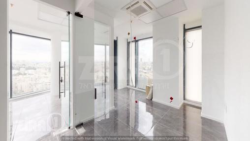 משרד בבניין H-Tower רסיטל | קומה 20 | שטח 115מ״ר  | תמונה #21 - 1
