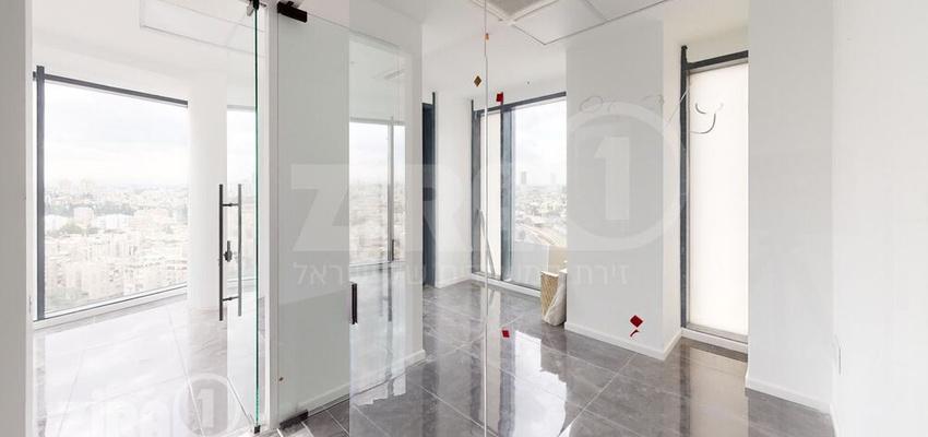 משרד בבניין H-Tower רסיטל   קומה 20   שטח 115מ״ר    תמונה #0 - 1